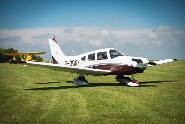 Piper Warrior Flight Experience